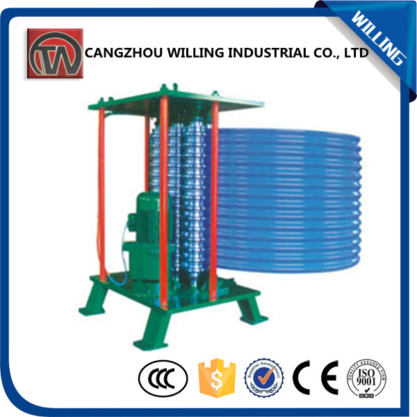 roof ridge tile brake hose crimping machine for sale