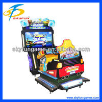 55 inch 4D SONIC car driving simulator
