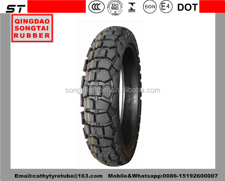 DUNLOP quality motorcycle tire3.00-17