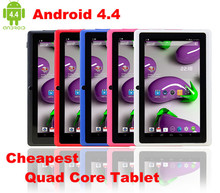 7'' oem tablet pc wifi quad core A33 tablet 8gb storage low price tablet pc 7 inch