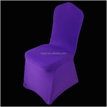 Factory Colorful Spandex Folding Chair Cover