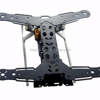 Maytech quadcopter drone FPV frame for helicopter
