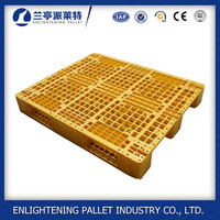 1200x1000x150 mm HDPE plastic pallet prices for sale