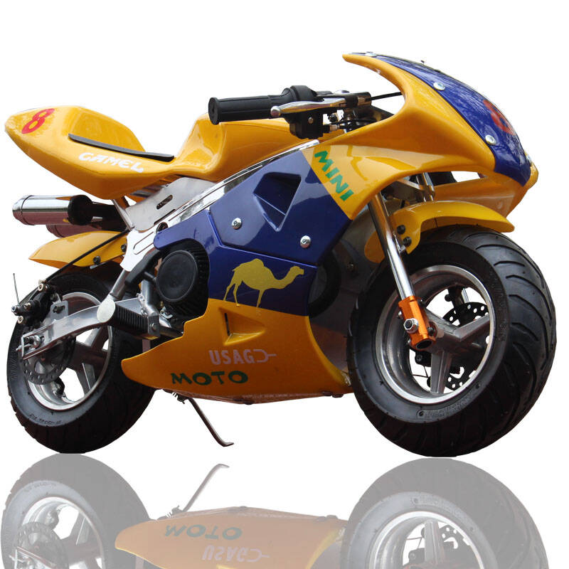 wholesale cheap 50cc mini pocket bike(SHPB-002)
