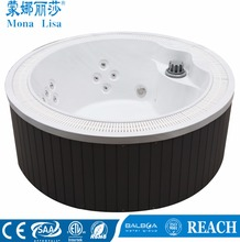 Monalisa different outdoor hottub plug and play spa (M-3380)