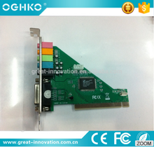 Wholesale Economical Internal usb 3.0 usb audio interface PCI sound card