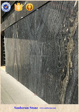 First Grade Chinese Natural Zebrano Marble for sale