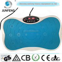 Body shaper Vibrating machine electric whole body crazy fit massager that reduce belly fat