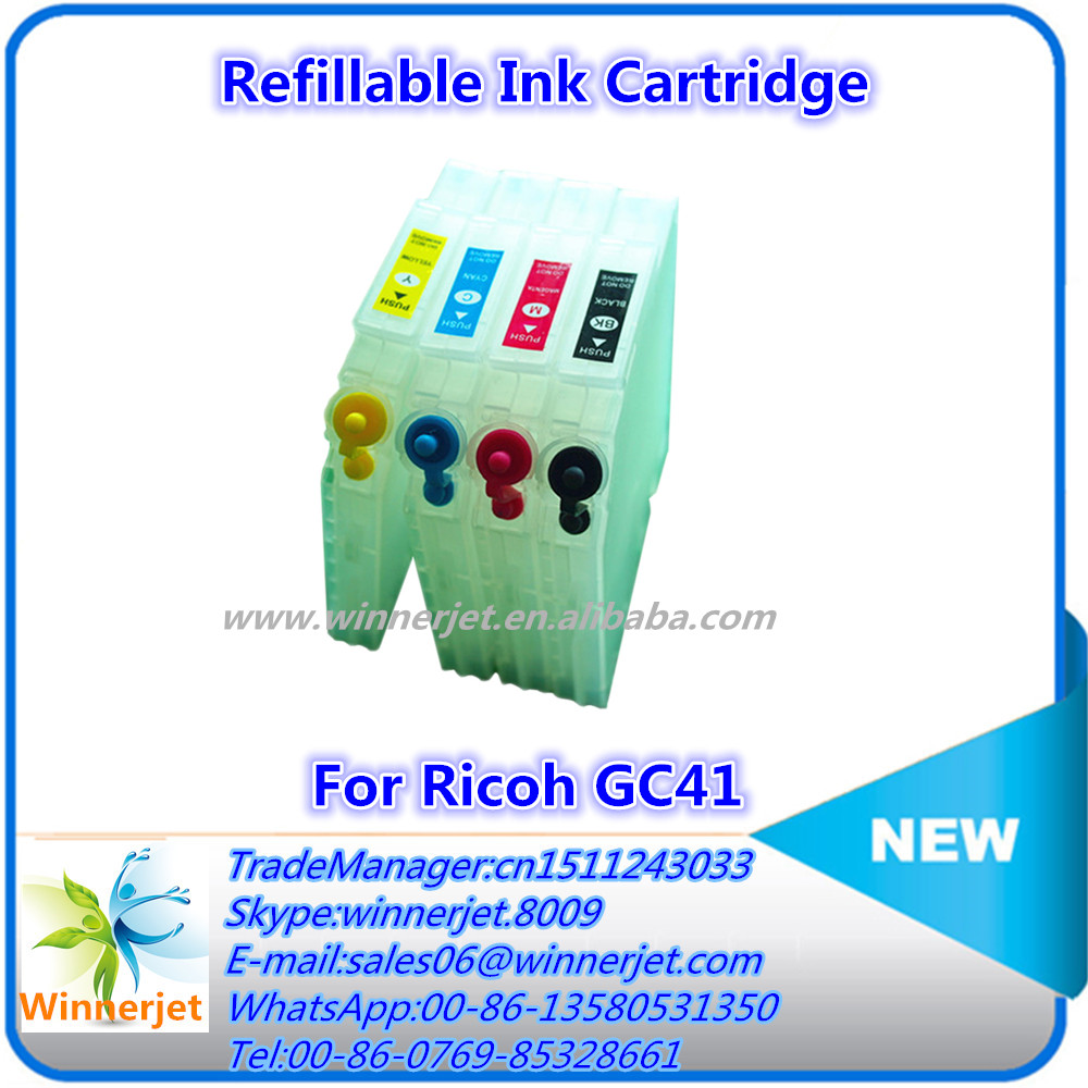 Company Seek Distributor Refillable Cartridge For Ricoh SG3110