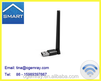 usb wifi adapter android/ 11ac Suppliers and Manufacturers for USB wifi dongle with atenna