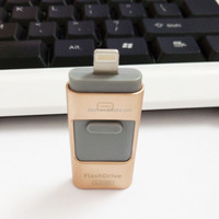 otg usb flash drive for iphone expansion memory 3 in1 u disk usb memory stick for iphone