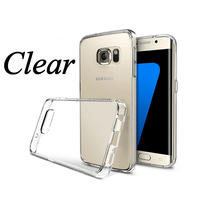 antishock tpu clear case for S7/ transparent 0.3mm tpu case cell phone case/ cheap custom TPU case