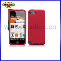 New Product for ipod Touch 5 Silicone Case,TPU Cellphone Gel Case--More Color,Laudtec