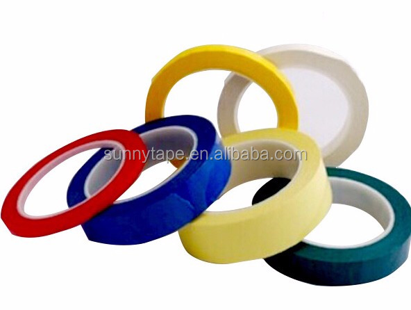 Alibaba Manufacturer Double Side Face Strong Adhesive PET Tape