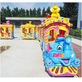 Popular Shopping Mall Electric Train Rides
