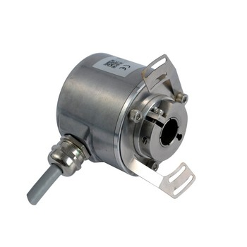 CALT 60mm Multi turn RS422 output absolute rotary encoder