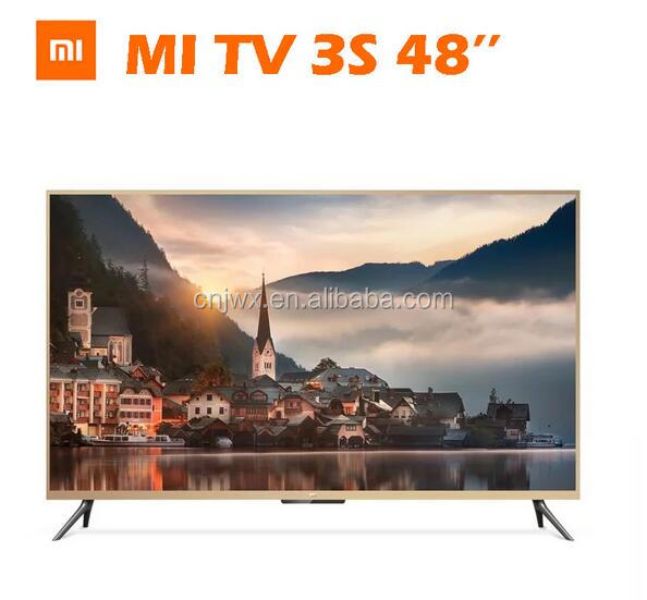 "Brand New Original xiaomi Smart Mi TV 3S 48"" Inch Mstar 6A908 1920*1080 Full HD Quad Core Ultra thin 2.4/5GHz BT 4.0 48inch TV"