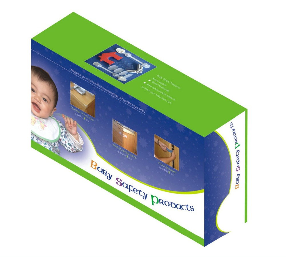 baby safety set plastic protectors