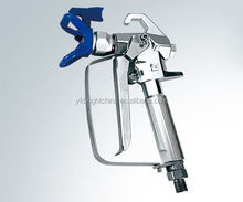 Airless paint sprayer gun spray gun for GR sprayer 390 395 490 495 with 517 tips factory selling
