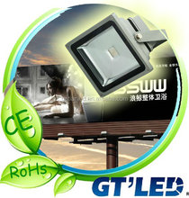 100-300W LED flood light for Leisure sports ground lighting