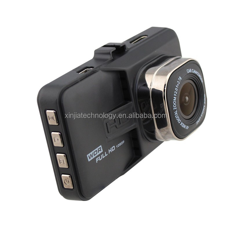 "Best Selling 3"" Car Dvr 140 Degree Wide Angle Full HD 1080P Car Camera Recorder Motion Detection Night Vision G-Sensor"