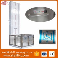 AC,Hydraulic Drive Type and Villa elevator Usage pneumatic elevator