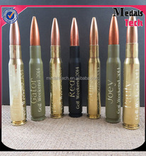 professional manufacture 50 cal bullet soldier army military bottle opener