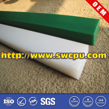 Plastic UHMW Extrusion Profile/ UHMW Rail Guide Manufacturer