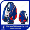 Colorful personalized new design golf staff bag