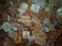 Natural himalayan iceland spar calcite quartz crystal rough mines