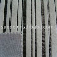 Faux Leather Bronzed Suede Fabric For Sofa&Furniture