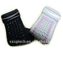 Bluetooth Wireless iPhone / iPad Keyboard, Flexible Bluetooth Keyboard