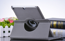 High quality 360 degree rotating fabric tablet PC case for Ipad air