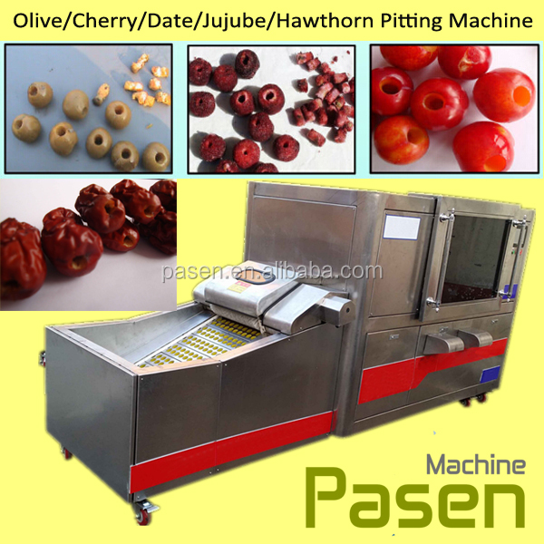 cherry seed removing machine / cherry and olive pitter / electric cherry pitter