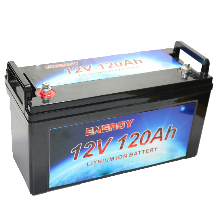 Lithium Iron Phosphate Battery Pack 12V 120ah Auto starter battery car battery