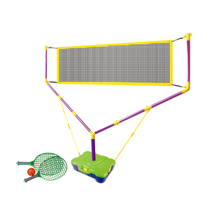 Outdoor Toys Plastic Tennis Ball Set Kids Plastic Toy Family Entertainment