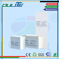 Oliter Lead Carbon Power Energy Storage Rechargeable Solar Battery 2V 600AH
