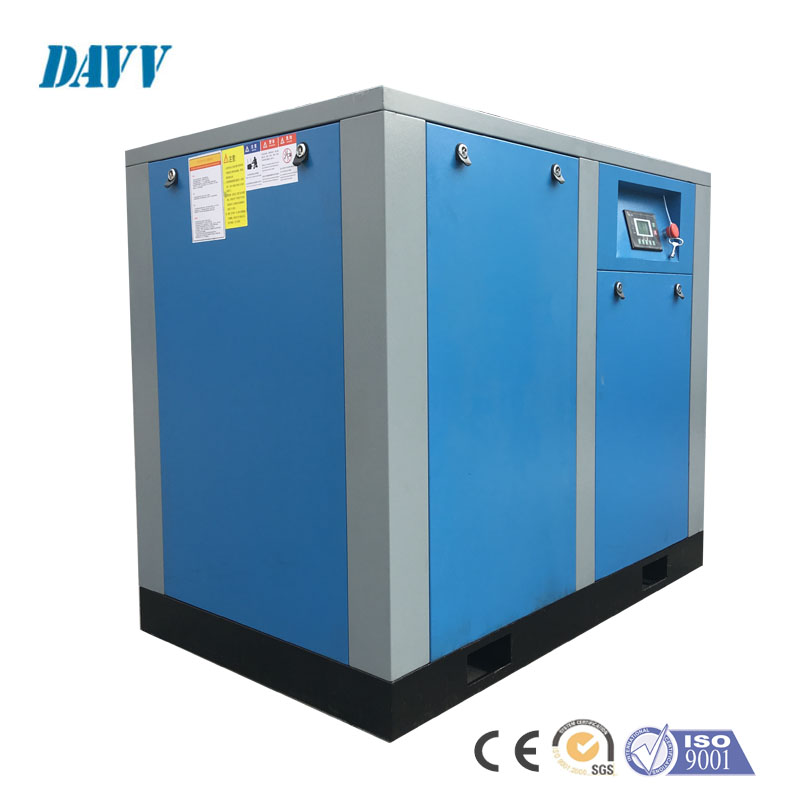 37 KW High Pressure Price Of Factory Screw Air Compressor