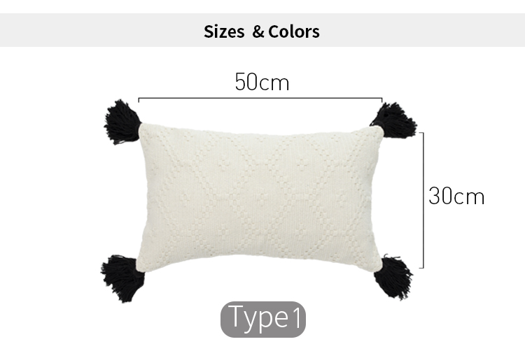 Nordic luxury hotel home decor couch pillow custom printed design sofa cushion cotton car travel decorative tufted throw pillows