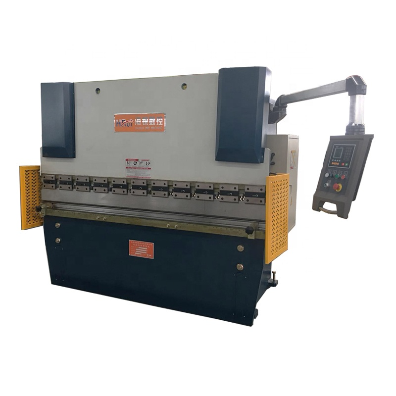 Heavy plate Available 40t/2200mm CNC sheet metal press brake with High Safety <strong>Equipment</strong>
