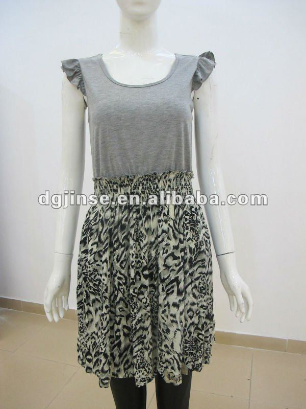 new style ladies 2012 fashion dress&casual dress