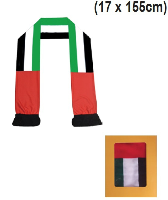 National day scarf for UAE National Day (Mph76)
