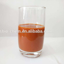 High Quality GMP 100% Natural Goji Berry Juice Concentrate