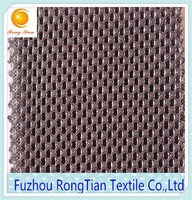 Wholesale high quality 3D sandwich spacer air mesh fabric for car sushion