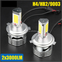 Car Parts Accessory H4 Led Light