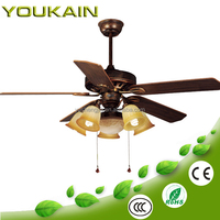 52 inch sprayed decorative electric contemporary ac ceiling fan