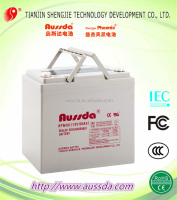Best price Sealed rechargeable lead acid battery 12v50ah