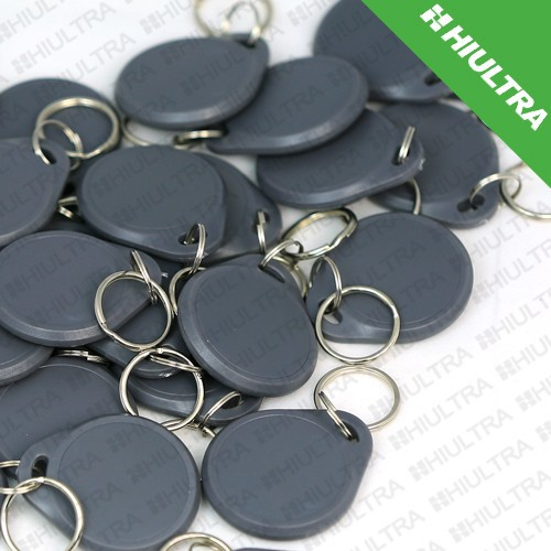 Hot Sell ntag203 nfc key tag rfid keychain for gym or door access time attendance