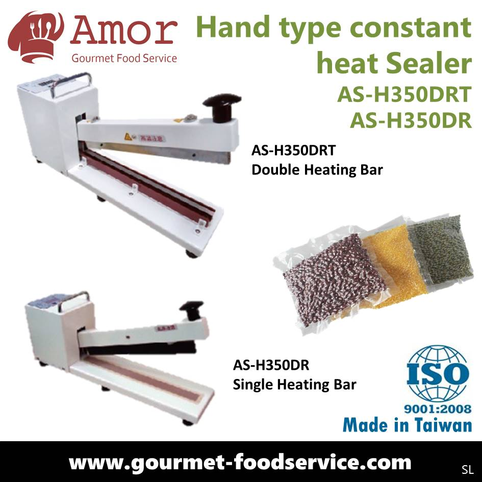 Plastic bags handheld food tea induction sealer manual bag packing impulse auto sealer sealing machine