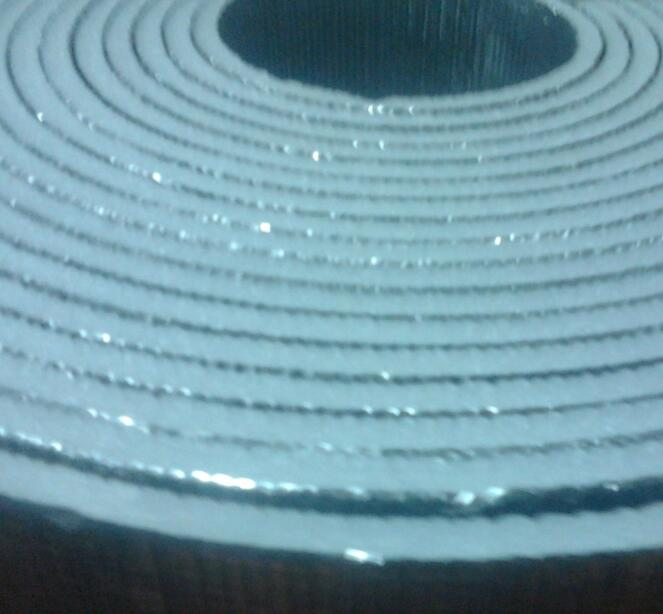 Reflective EPE Foam Foil Roofing Insulation/Fireproof Aluminium Foil Foam Insulation/Foil Backed Foam Insulation Sheet